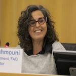 Nora Berrahmouni (Senior Forestry Officer, FAO)